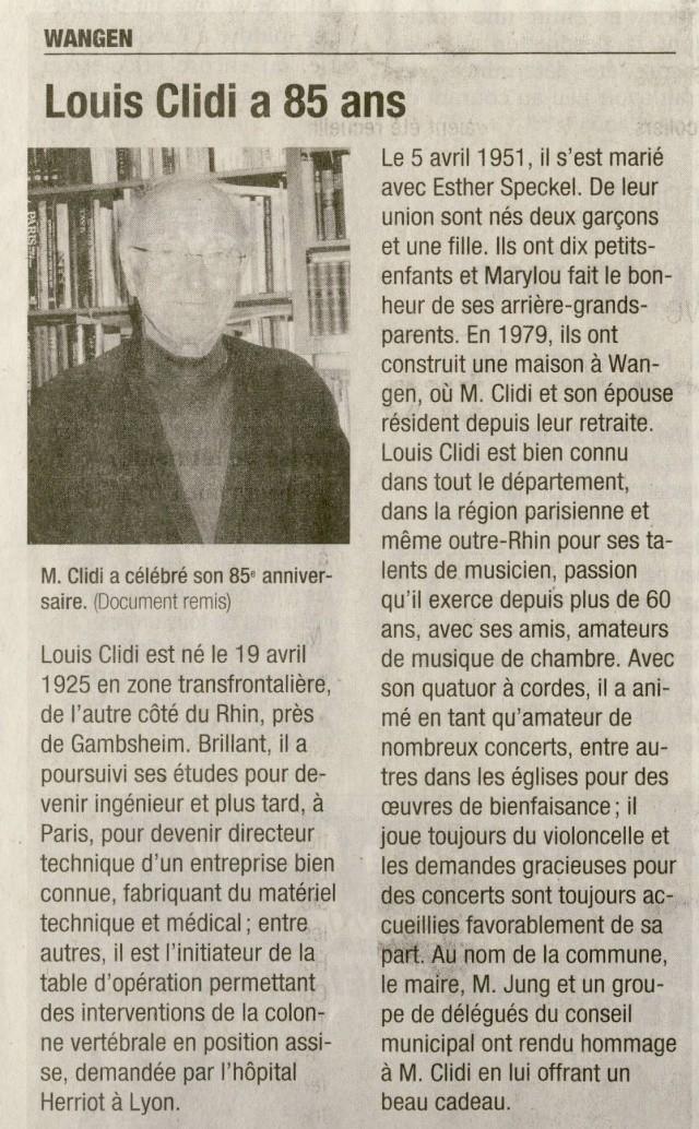 Les 85 ans de Monsieur Louis Clidi Image034