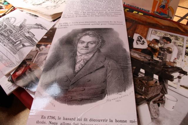Tom Barocco ,lithographe , au 10ème salon du livre régional de Marlenheim 5 et 6 juin 2010 Img_9515