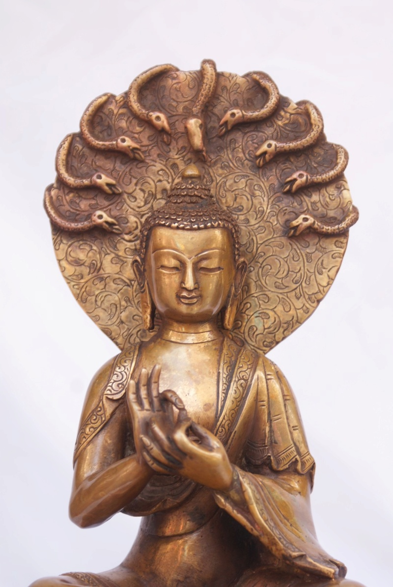 Nagarjuna (IIe - IIIe siècle après J-C.) : Hymne à la réalité absolue! 10151_10