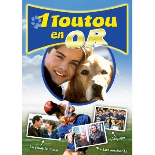 "[Disney] La Saga ""Air Bud"" (2 films + 12 suites vidéos de 1997 à 2012) - Page 2 51co4g10"