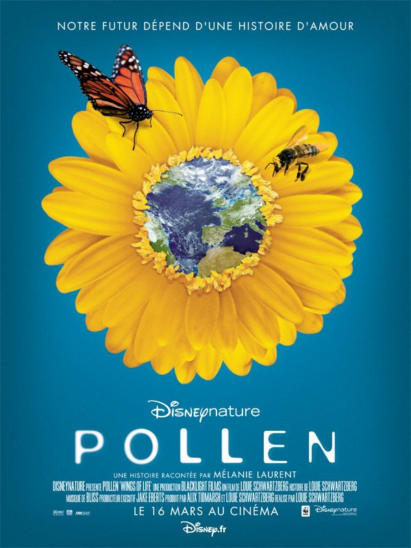 [Disneynature] Pollen (16 mars 2011) - Page 2 Affich12