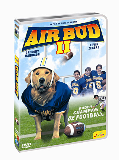 "[Disney] La Saga ""Air Bud"" (2 films + 12 suites vidéos de 1997 à 2012) - Page 2 Air_bu10"