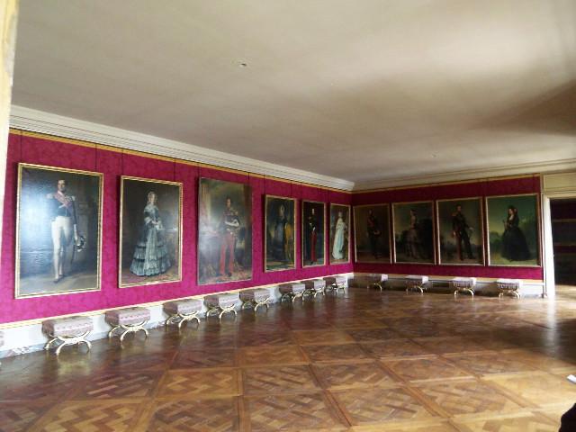 Théâtre du pouvoir. Exposition de la Petite Galerie. Louvre 100_3710