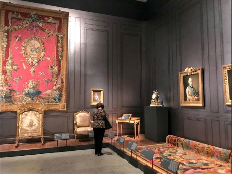 """Exposition """"Visiteurs de Versailles"""" 2017-2018 - Page 6 666610"""