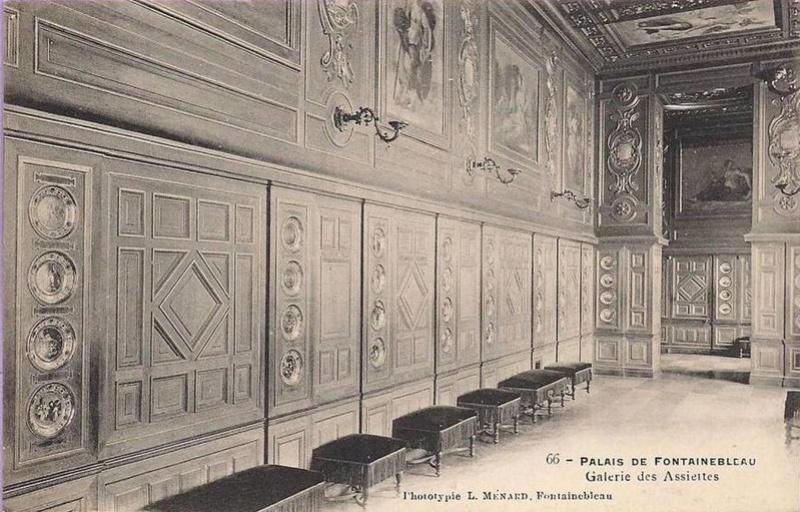 Fontainebleau, Exposition Louis-Philippe en 2018 - Page 2 691_0011