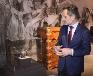 """Exposition """"Visiteurs de Versailles"""" 2017-2018 - Page 5 95110"""
