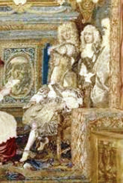 """Exposition """"Visiteurs de Versailles"""" 2017-2018 - Page 5 Chigi10"""