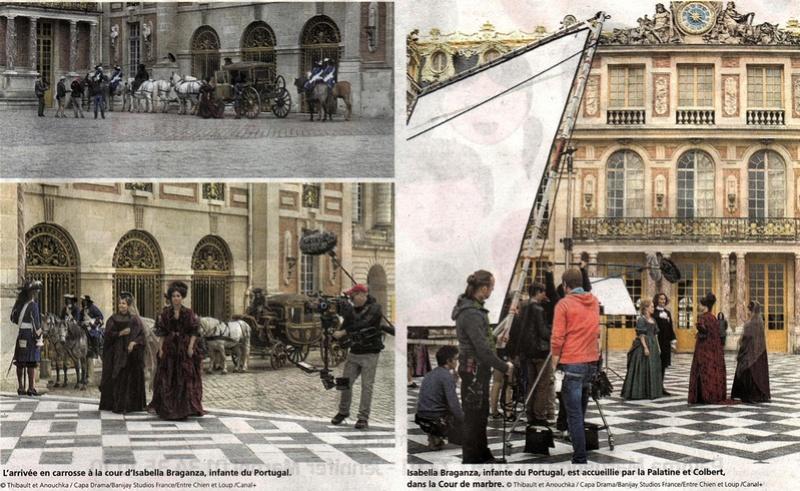 """""""Versailles"""", série historique coproduite par Canal + - Page 2 Img00132"""