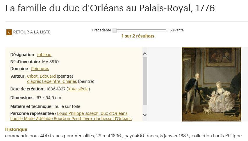 Exposition Louis-Philippe, en 2018 à Versailles Q_210
