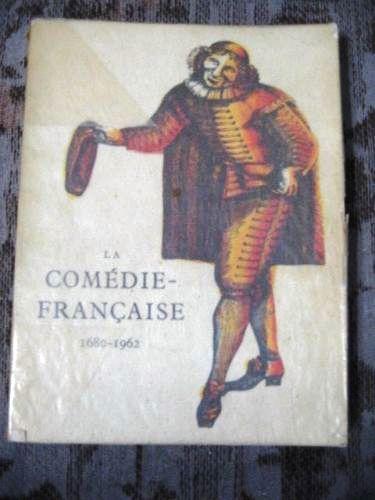 Exposition la Comédie Française 1962 S-l50010