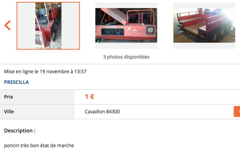 """[LBC] VP 2800 agricole """"tracteur a 8 roux"""" Captur14"""