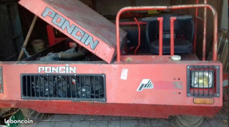"""[LBC] VP 2800 agricole """"tracteur a 8 roux"""" Captur18"""