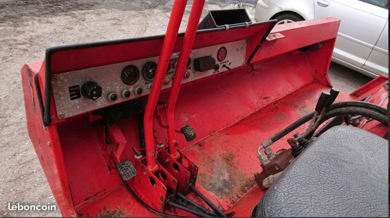 [LBC] Poncin 8×8 VP 2800 Diesel chenilles Captur28