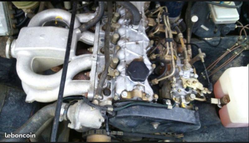 LBC: 4x4 long beige 13230 km 4500 euros Captur45