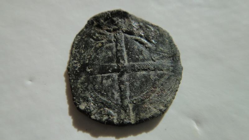 Principauté d ' Orange (Denier ou Obole ) ?? Raymond III  (1335-1340) Dsc04522