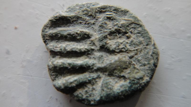 fals omeyyade frappé en al-Andalus au début du VIIIe s. Type Frochoso IIa  Dsc04630
