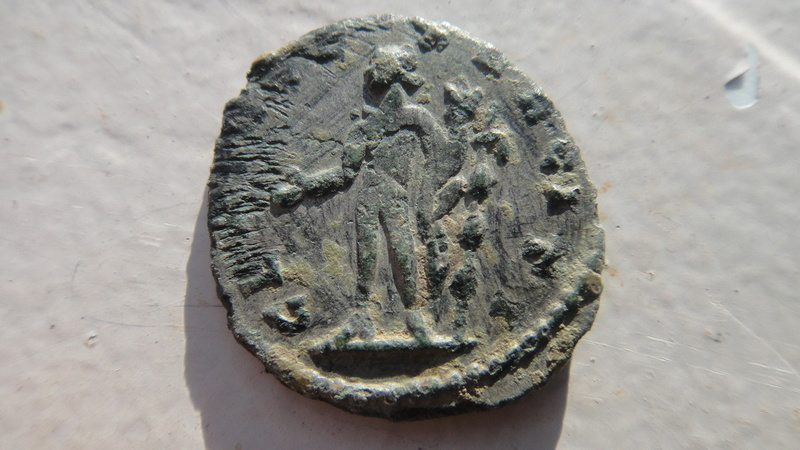 Aurélien Antoninien ( Lucius Domitius Aurelianus ) 07/270-09/275 .atelier de Cyzique Dsc04719