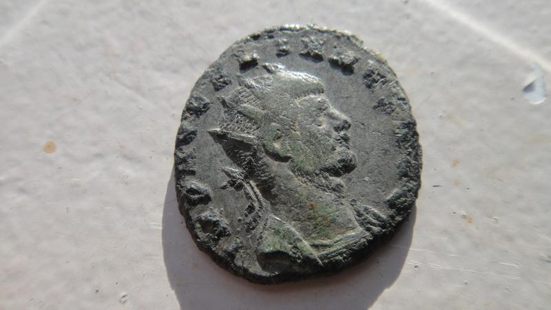 Aurélien Antoninien ( Lucius Domitius Aurelianus ) 07/270-09/275 .atelier de Cyzique Dsc04721