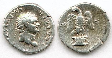 Denier de Vespasien ... Ric_0810