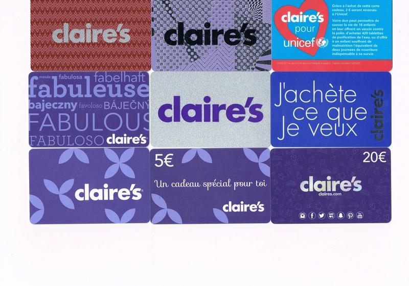 Claire's Claire11