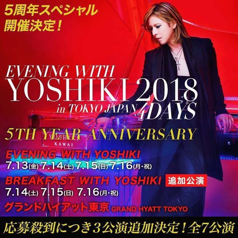 """Evening with Yoshiki 2018 """"5th Year Anniversary"""" Fb_img13"""