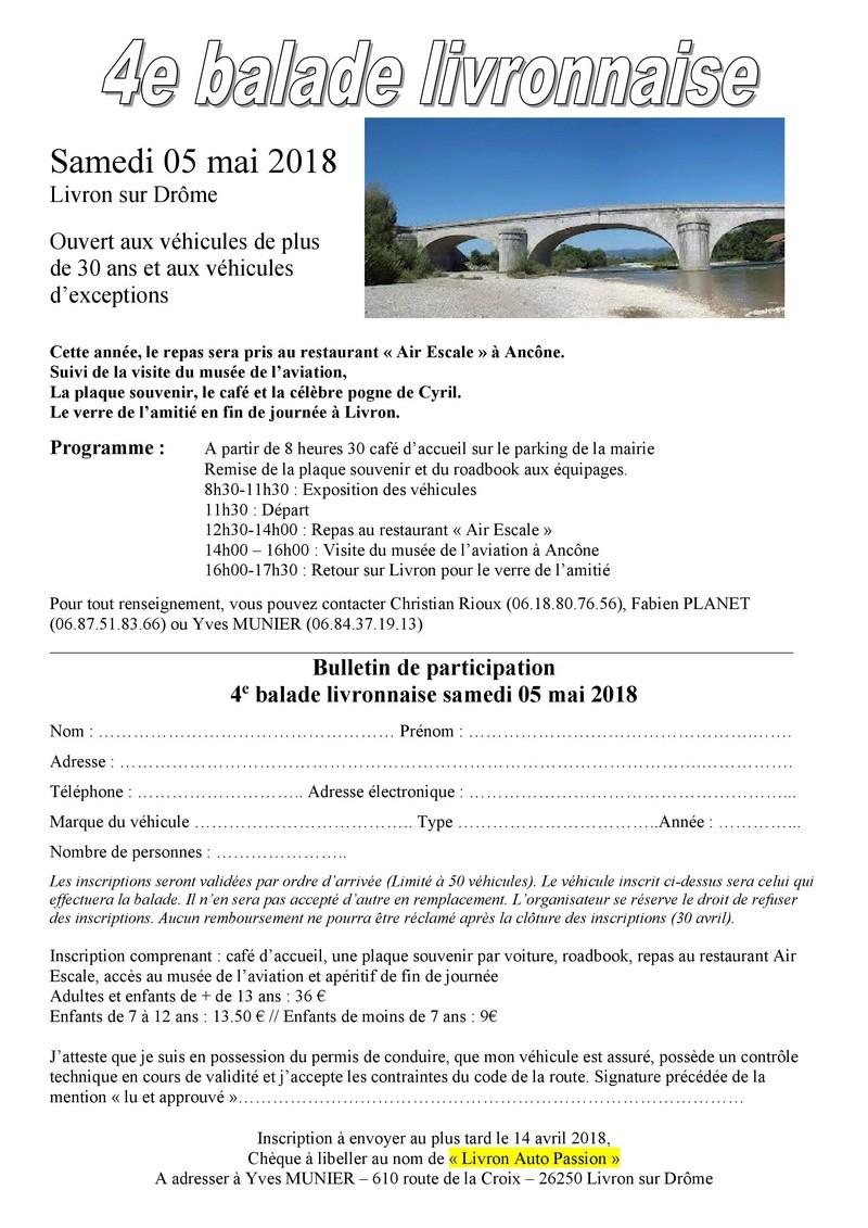 [26] 05/05/2018 - 4ème balade Livronnaise - Livron 000113