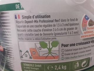 Deponit Mix D410
