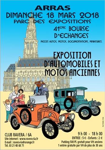 [62][18 mars 2018]exposition autos motos + bourse à Arras Vign_a11