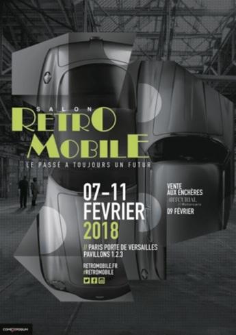 [75][7 au 11 février 2018]  salon Retromobile Vign_r10