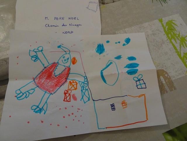 La galerie de la lettre au Père Noël Dsc09868