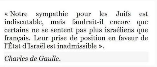 De Gaulle écrasé par le poids des accusations Pensye10