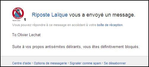 c'est de la faute à De Gaulle.  Ripost10