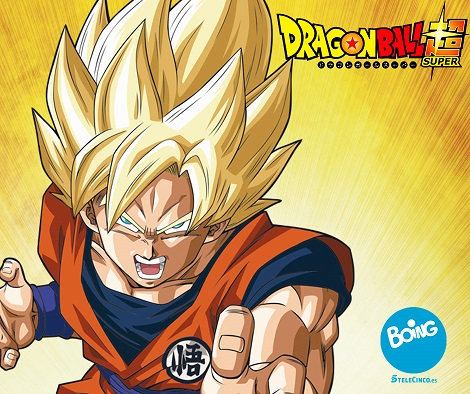 Dragon Ball Super - Audiencia en España Super10
