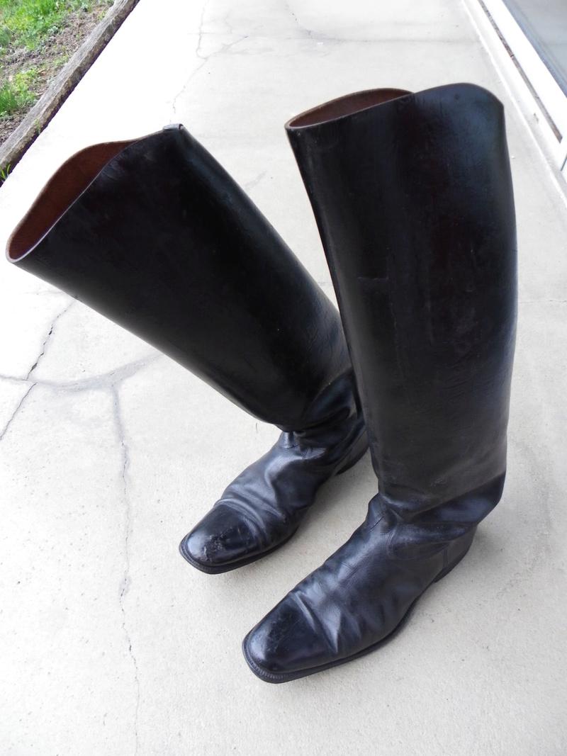 paire de bottes d'officier 1900 MAR2 - ESC vendues a Jupiter  Bottes10