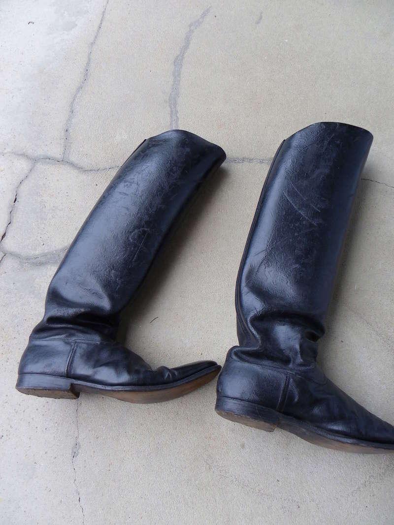 paire de bottes d'officier 1900 MAR2 - ESC vendues a Jupiter  Bottes11