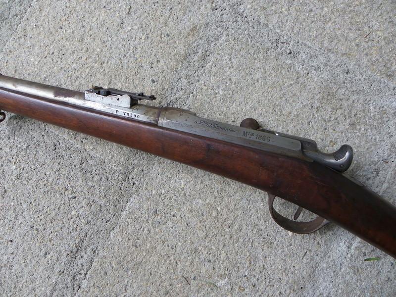 un chassepot daté de .... 1873 Chasse14