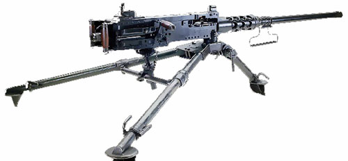 Mitrailleuse lourde Browning M2 Calibre 50 (12,7mm) Browni10