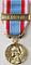 (N°06)Décorations militaires officielles de Manuel ALVAREZ , ancien du 126ème Régiment d'Infanterie de Brive-la-Gaillarde et du 6ème Régiment d'Infanterie en Algérie en Afrique Française du Nord . Commym10