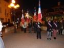 (N°89)Photos de la cérémonie commémorative des militaires Français morts à la guerre d'Algérie et des combats du Maroc et de la Tunisie , à Port-Vendres le mardi matin 05 décembre et le soir à BAGES.(Photos de Raphaël ALVAREZ) 1511