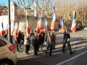 (N°89)Photos de la cérémonie commémorative des militaires Français morts à la guerre d'Algérie et des combats du Maroc et de la Tunisie , à Port-Vendres le mardi matin 05 décembre et le soir à BAGES.(Photos de Raphaël ALVAREZ) 1911