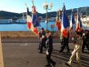 (N°89)Photos de la cérémonie commémorative des militaires Français morts à la guerre d'Algérie et des combats du Maroc et de la Tunisie , à Port-Vendres le mardi matin 05 décembre et le soir à BAGES.(Photos de Raphaël ALVAREZ) 2412