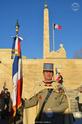 (N°89)Photos de la cérémonie commémorative des militaires Français morts à la guerre d'Algérie et des combats du Maroc et de la Tunisie , à Port-Vendres le mardi matin 05 décembre et le soir à BAGES.(Photos de Raphaël ALVAREZ) 3_bis10