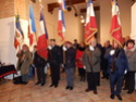 (N°88)Photos de la cérémonie de remise du fanion de la Préparation Militaire Marine a eu lieu le Samedi 02 décembre 2017 à la Caserne Gallieni de Perpignan .(Photos de Raphaël ALVAREZ) 4410