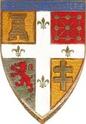 (N°06)Décorations militaires officielles de Manuel ALVAREZ , ancien du 126ème Régiment d'Infanterie de Brive-la-Gaillarde et du 6ème Régiment d'Infanterie en Algérie en Afrique Française du Nord . Insign15