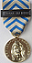 (N°06)Décorations militaires officielles de Manuel ALVAREZ , ancien du 126ème Régiment d'Infanterie de Brive-la-Gaillarde et du 6ème Régiment d'Infanterie en Algérie en Afrique Française du Nord . Trn_af11