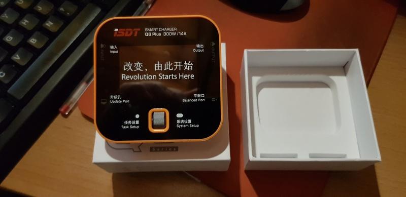 [NEW] Chargeur Q6 Plus 300W / 14.0A par ISDT Charger q6plus - Page 2 20180113