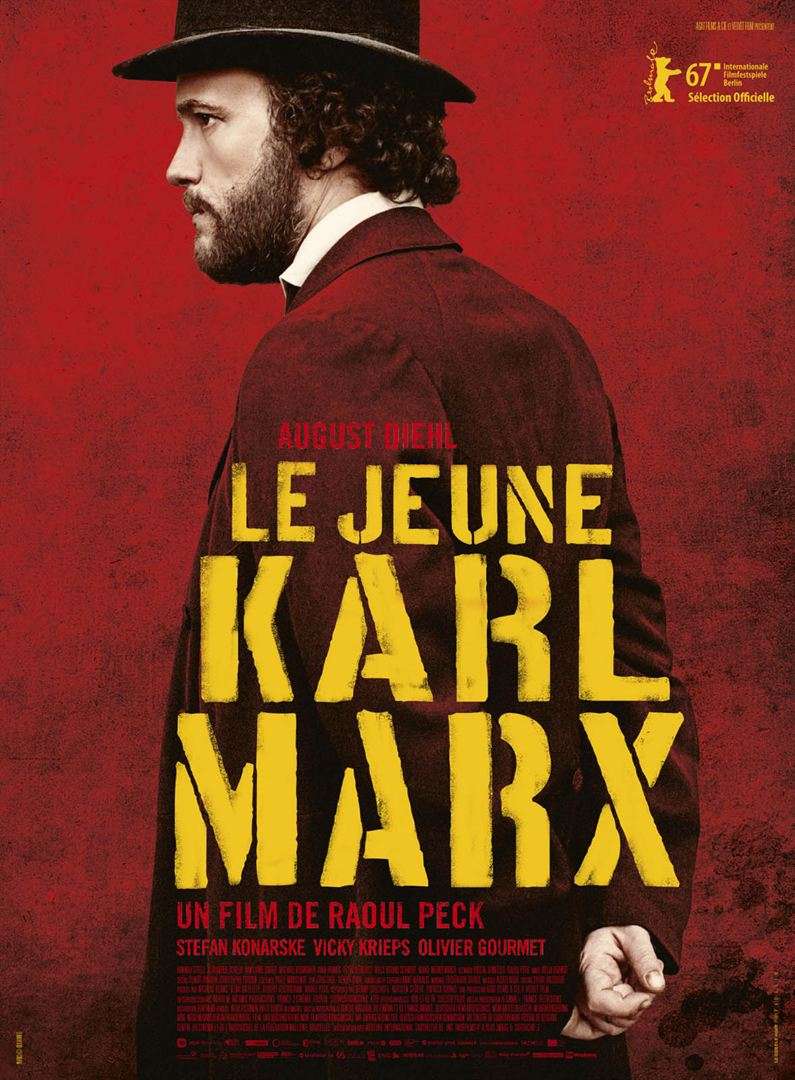 CINEMA à Saverdun: Le Jeune Karl Marx Karl10