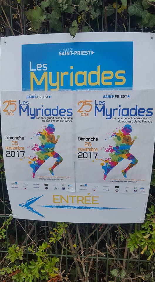 CROSS des AS NATIONAL DES MYRIADES 23844310