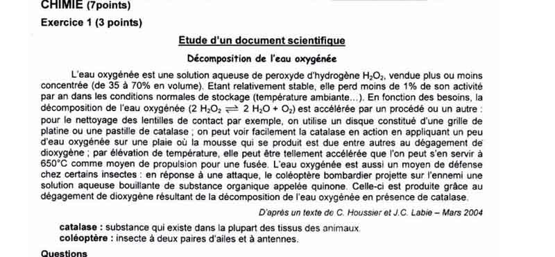 Devoirs Bac Physique 4em Science 2009 Phy_sc10