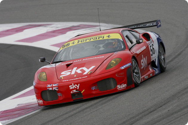 Presentazione Squadra ufficiale Javavirtualdrive  3 H di Le Mans 02409810